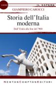 Storia dell'Italia moderna Book Cover