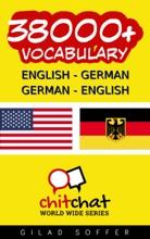 38000+ English - German German - English Vocabulary
