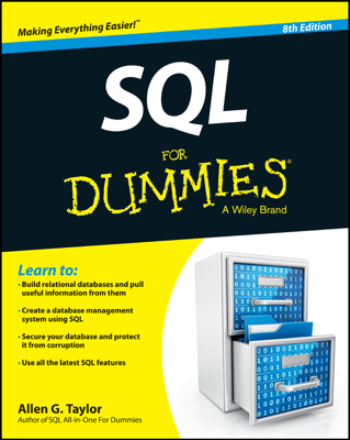 SQL For Dummies - Allen G. Taylor book