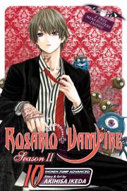 Rosario+Vampire: Season II, Vol. 10