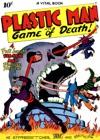 Plastic Man Number 1 Game Of Death
