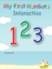 Joe Scrivens - My First Numbers Interactive artwork
