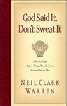 God Said It Dont Sweat It