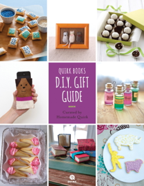 Quirk Books D.I.Y. Gift Guide book