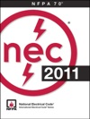 NFPA 70 National Electrical Code NEC 2011 Edition