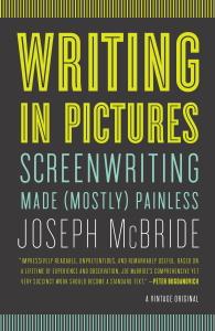 Writing in Pictures - Joseph Mcbride