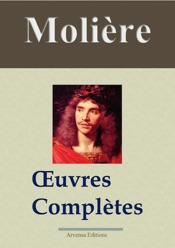 Download and Read Online Molière: Oeuvres complètes