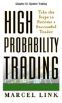 High-Probability Trading Chapter 12 - System Trading