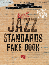 The Hal Leonard Real Jazz Standards Fake Book (Songbook)