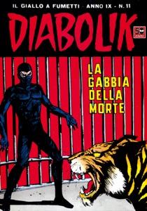 DIABOLIK (165) da Luciana Giussani & Angela Giussani