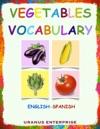 Vegetables Vocabulary