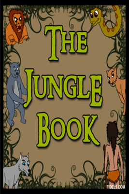 The Jungle Book - Tidels book