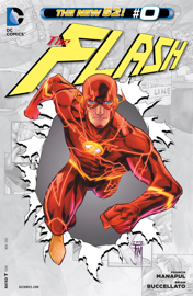 The Flash (2011- ) #0