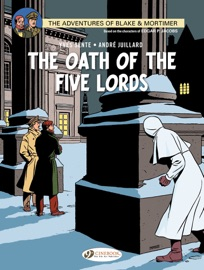 BLAKE ET MORTIMER  - VOLUME 18 - THE OATH OF THE FIVE LORDS