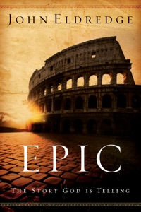 Epic Book Cover