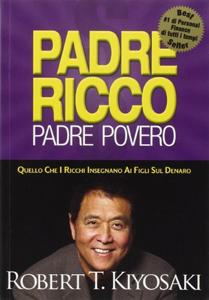 Padre ricco padre povero Libro Cover