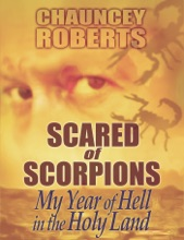 Scared of Scorpions: My Year of Hell in the Holy Land