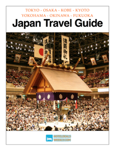 Japan Travel Guide Book Review