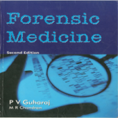 Forensic Medicine Book Cover