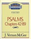 Thru The Bible Vol 18 Poetry Psalms 42-89