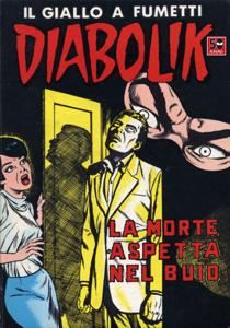 DIABOLIK #48 Libro Cover
