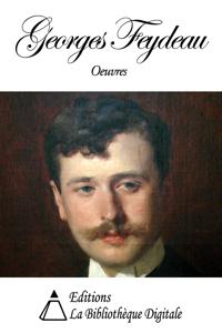 Œuvres de Georges Feydeau La couverture du livre martien