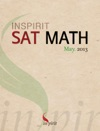 Inspirit Sat Math May 2013