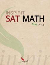 Inspirit Sat Math May 2013
