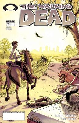The Walking Dead #2 - Robert Kirkman & Tony Moore book