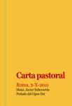 Carta Pastoral del 2 de octubre de 2011