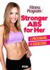 Sophie Godard & Mary Anderson - Fitness Program: Stronger Abs for Her grafismos