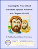 Paul Kroll - Exploring the Word of God Acts of the Apostles Volume 4: Chapters 12-15:35 artwork