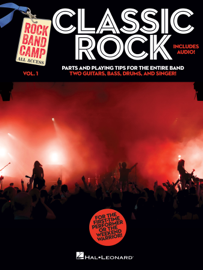 Classic Rock - Rock Band Camp Songbook