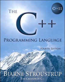 The C++ Programming Language, 4/e