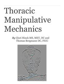 Thoracic Manipulative Mechanics book