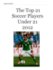 Tiber Worth - The Top 21 Soccer Players Under 21 2012 artwork