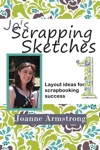 Jos Scrapping Sketches Layout Ideas For Scrapbooking Success Vol 1