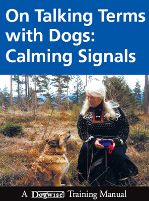 On Talking Terms With Dogs - Turid Rugaas book