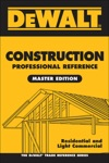 DEWALT Construction Professional Reference Master Edition