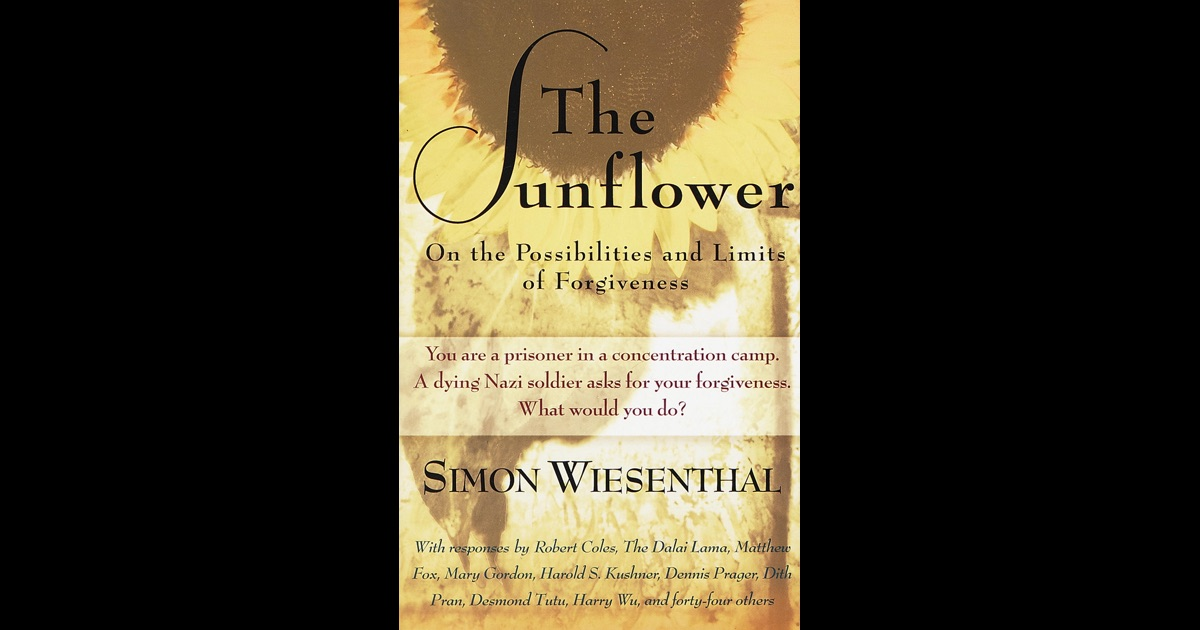 sunflower jews and simon wiesenthal essay