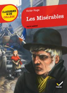 Les Misérables La couverture du livre martien