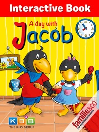 A Day With Jacob Interactive Book