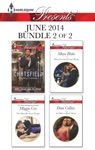 Harlequin Presents June 2014 - Bundle 2 Of 2