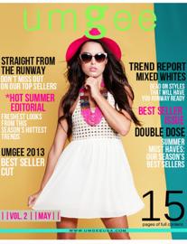 Umgee May Magazine
