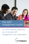 The Staff Engagement Toolkit