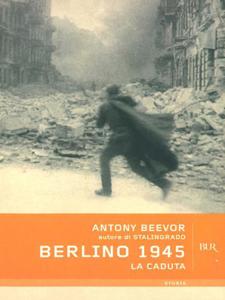 Berlino 1945 Copertina del libro