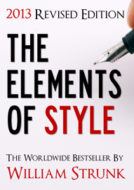The Elements of Style (2013 Updated and Revised Edition) book