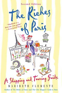 The Riches of Paris Book Cover