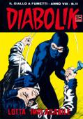 DIABOLIK (139) Book Cover