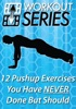 12 Pushup Exercises You Have Never Done But Should